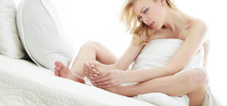 geloni piedi
