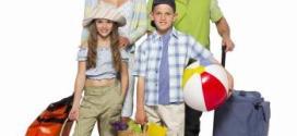 Come viaggiare e dove andare in vacanza con i bambini?