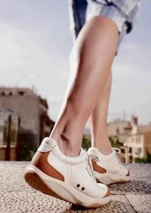 scarpe a dondolo