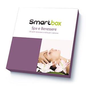 Regalare Smartbox e pacchetti benessere in spa e centri