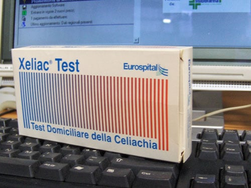 xeliac test celiachia