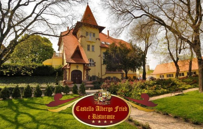 castello albergo fried