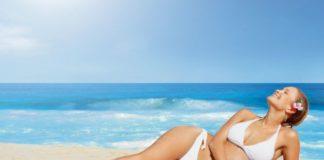 abbronzatura spiaggia