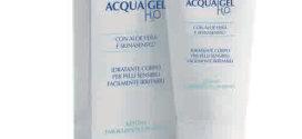 Pelle idratata con i prodotti in gel Dermon