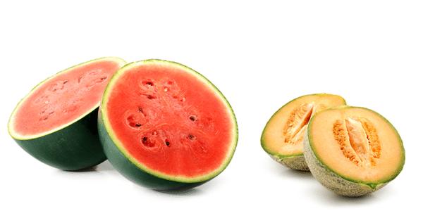 Melone e anguria:le proprietà dei frutti dell'estate