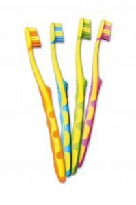 spazzolini per bambini joy