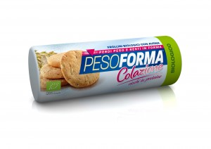Biscotti all'avena pesoforma