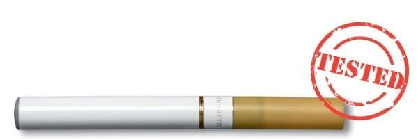 Le targhe da fumare a un nikoretta