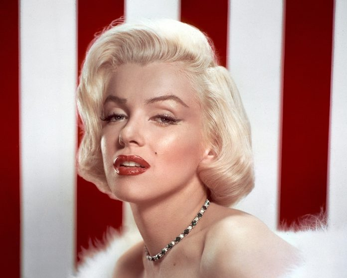 Marilyn-Monroe make up anni '50