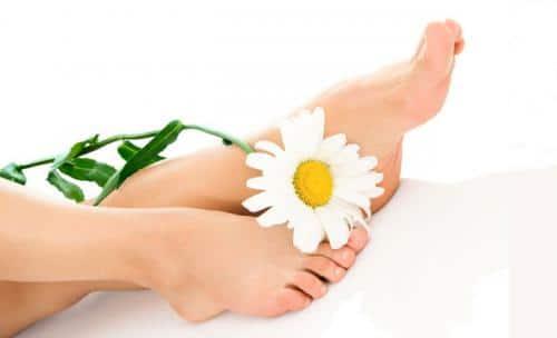 come avere piedi sani