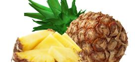 Le proprietà dell'ananas, digestiva e diuretica