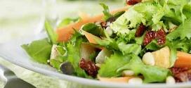 Dimagrire con la dieta dell'insalata di Barbara D'Urso