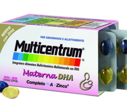 integratore Multicentrum Materna DHA