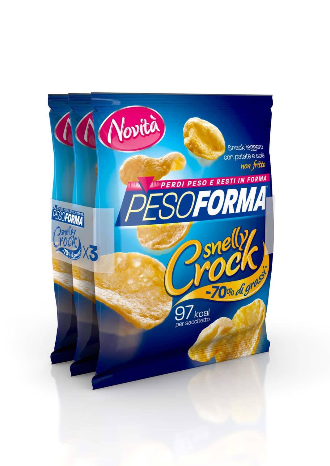 Patatine Snelly Crock Pesoforma