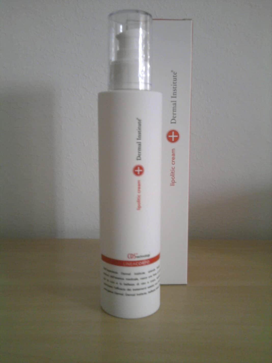 lipolitc cream dermal institute