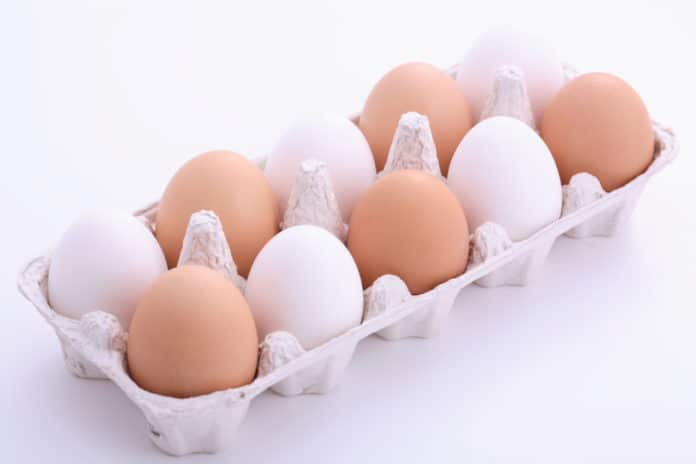 etichetta uova
