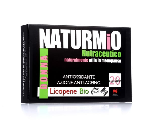 integratore licopene Naturmio Donna