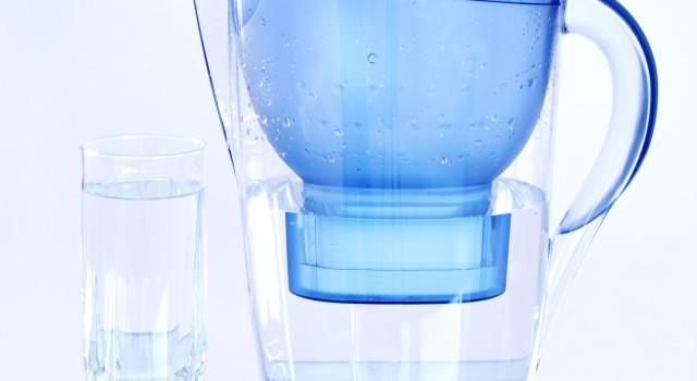 caraffe per filtrare acqua