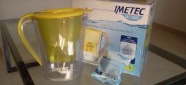 La caraffa per filtrare Acqua Imetec