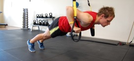 TRX, l'allenamento in sospensione efficace e completo