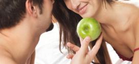 Cibo e sesso: i vegetariani sono più bravi