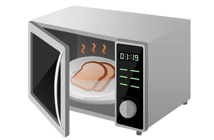 Credenza Per Microonde : Il forno a microonde fa male sì o no?