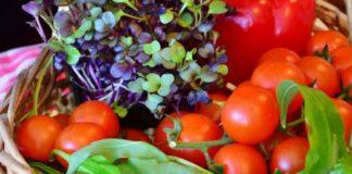 verdura oligoelementi