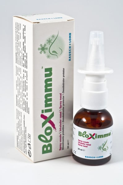 BloXimmu spray naso chiuso