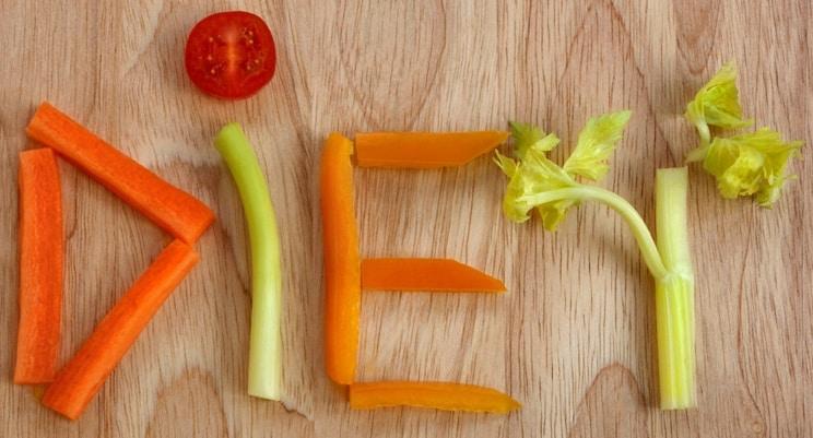 Dimagrire con la Raw diet mangiando cibi crudi