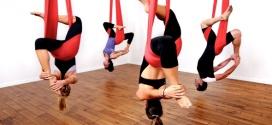 Antigravity yoga: un modo nuovo, facile e rilassante di tenersi in forma