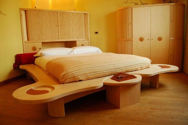 Il feng shui in camera da letto - Letto benessere ...