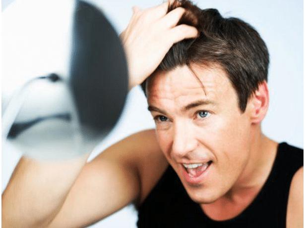 Maschere semplici di capelli
