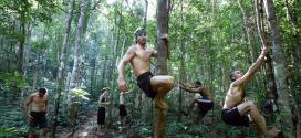 Paleo fitness, come mantenersi in forma tra gli alberi