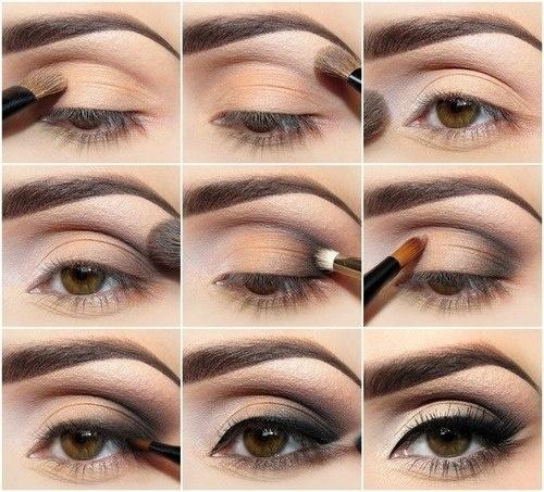 make up occhi tutorial