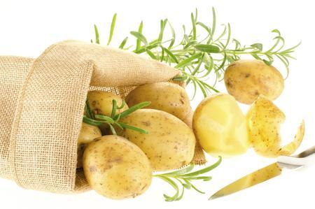 patate rosmarino