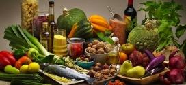 Con la dieta mediterranea si mettono ko bruciore di stomaco e reflusso esofageo
