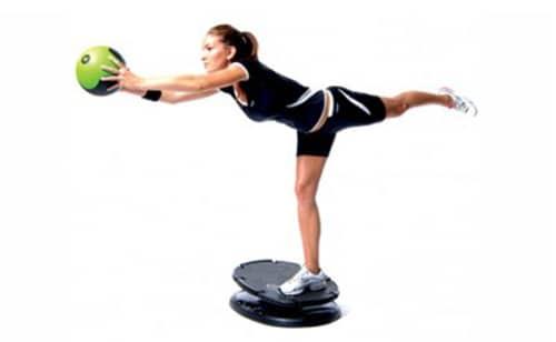 Home » cura del corpo » fitness » core board: l'allenamento di