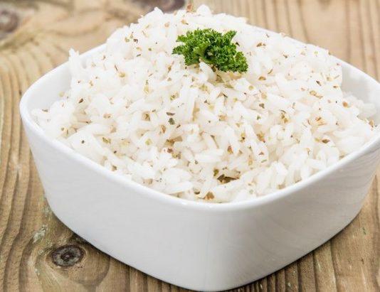 dieta riso e pollo