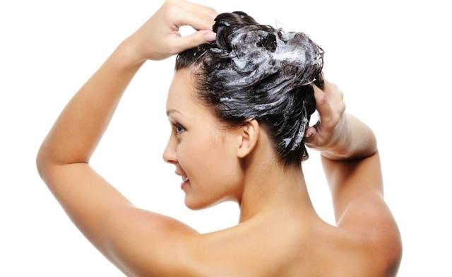capelli shampoo washing