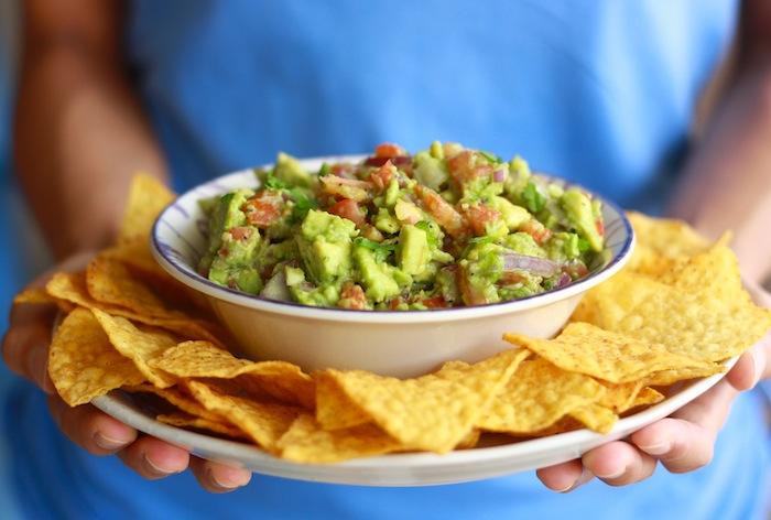 ricetta guacamole