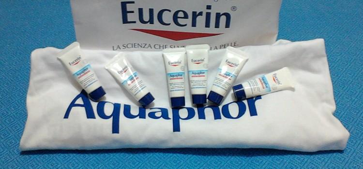Aquaphor Di Eucerin Crema Idratante Per Pelle Secca