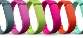 La prova del braccialetto FitBit Flex