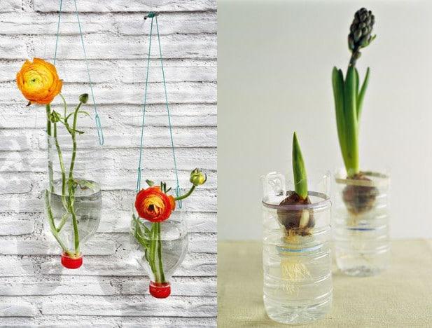 Come costruire una lampadina con acqua e candeggina