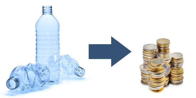 Come guadagnare riciclando i rifiuti?