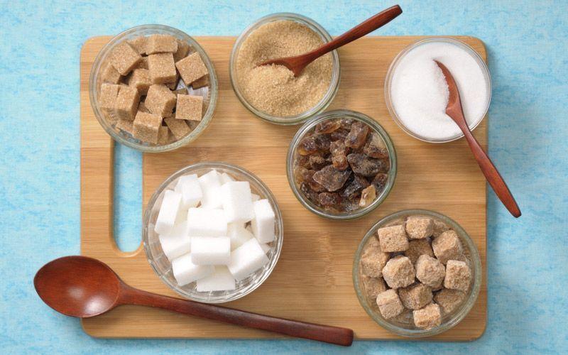 zucchero dieta alimentazione