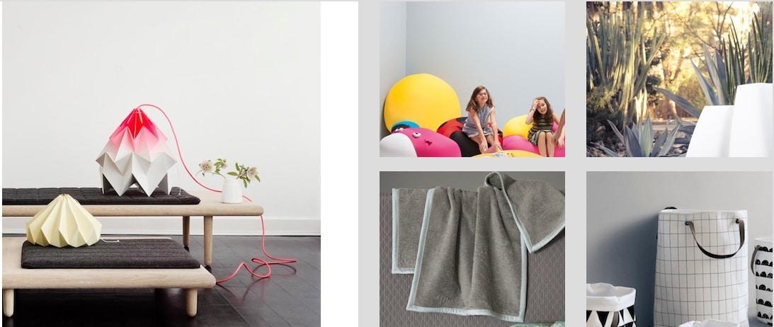 Belnotes vendita online di arredamento e design vivo di for Arredamento design online