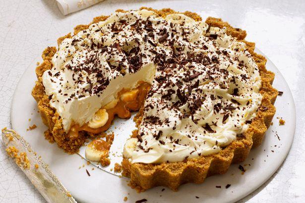 Banoffee Pie ricetta