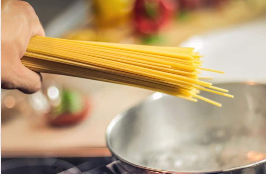 acqua cottura pasta