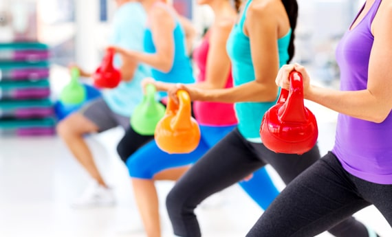 allenamento kettlebell esercizi