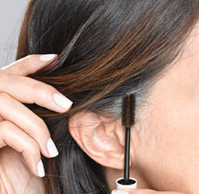 coprire ricrescita capelli